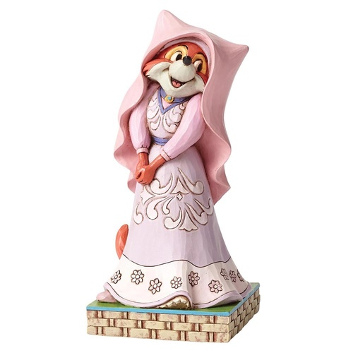 Jim Shore Disney Traditions - Maid Marian Merry Maiden Figurine