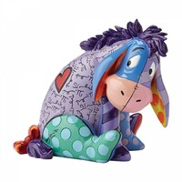Disney Britto Eeyore Figurine - Medium