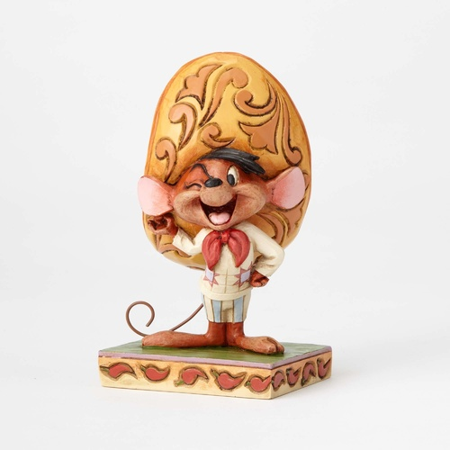 Jim Shore Looney Tunes Collection - Speedy Gonzales Personality Pose - Saludo Amigo