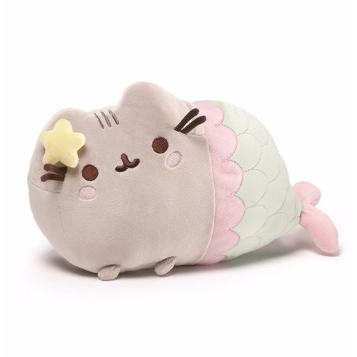 Pusheen Plush 18cm Mermaid