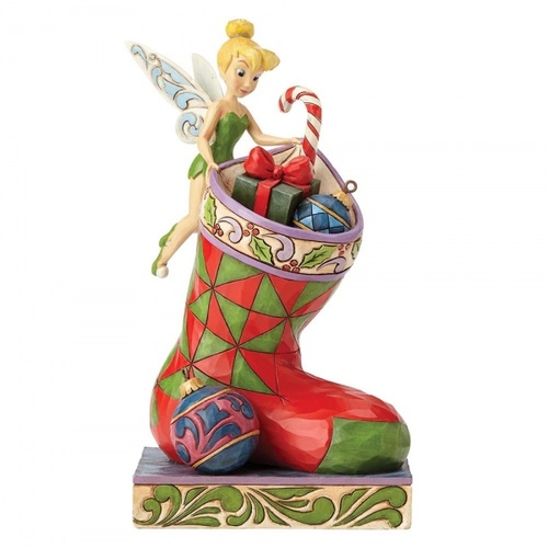 Jim Shore Disney Traditions - Tinker Bell - Stocking Stuffer