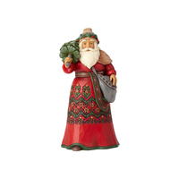 Heartwood Creek Santas Around The World - Swedish Santa