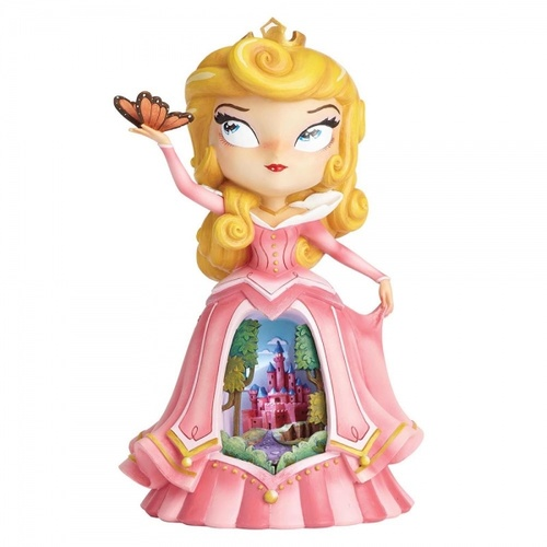 Disney Showcase Miss Mindy - Aurora with Diorama