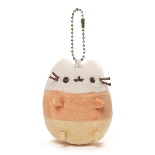 Pusheen Surprise Plush Keychain Series 4 Trick or Treat - Pusheen Candy Corn