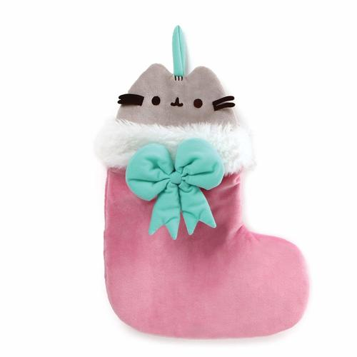 Pusheen Christmas Plush Christmas Stocking