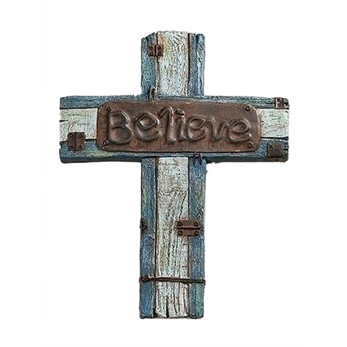 Roman Inc Wall Cross Believe