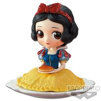 Q POSKET Disney Figurine - Snow White A