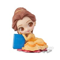 Q POSKET Disney Figurine - Belle Sweetiny B