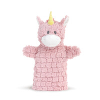 Demdaco Baby - Sparkles the Unicorn Puppet