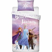 Disney Frozen 2 Quilt Cover Set - Single - Believe in the Journey