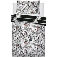 Disney 101 Dalmatians Quilt Cover Set - Single