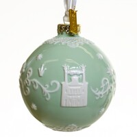 English Ladies The Princess And The Frog - Tiana Ornament - Coloured