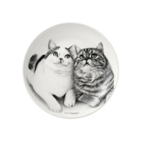 Feline Friends Trinket Dish - Fixated Friends