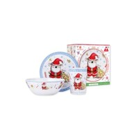 Barney Saves Christmas 3 Piece Kids Set - Koala Santa