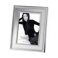 "Wedgwood Vera Wang Grosgrain Photo Frame 5""x7"""
