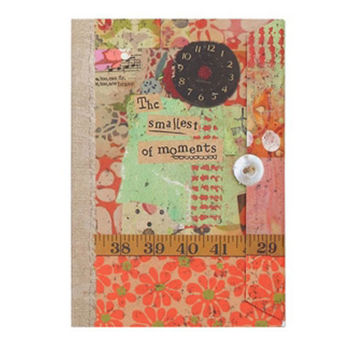 Kelly Rae Roberts Notebook - The Smallest Of Moments