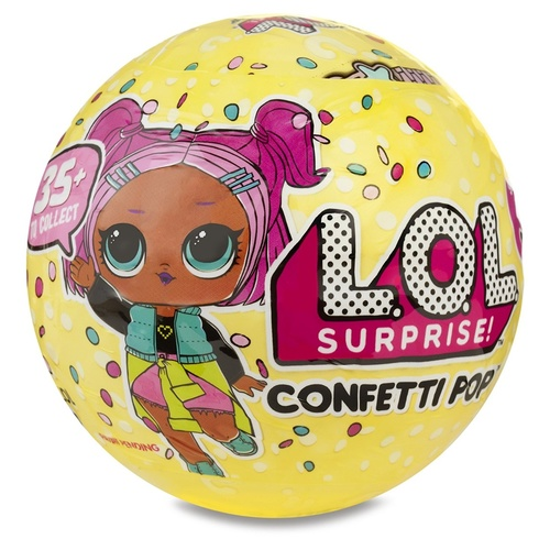 LOL Surprise Confetti Pop - Series 3