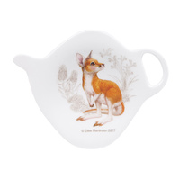 Little Aussie Friends Tea Bag Holder - Kangaroo