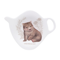 Little Aussie Friends Tea Bag Holder - Wombat