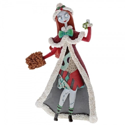 Disney Showcase Couture De Force - Holiday Series - The Nightmare Before Christmas - Chrismas Sally