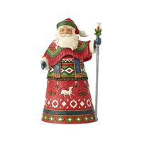 Heartwood Creek Santa Collection - Lapland Santa - Nordic Noel