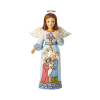 Heartwood Creek Classic - Pint Size Nativity Angel - May All the Earth Rejoice