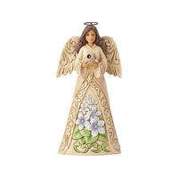 Heartwood Creek Monthly Angel Collection - February Angel