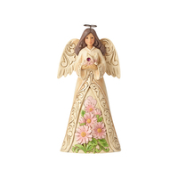 Heartwood Creek Monthly Angel Collection - October Angel