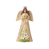 Heartwood Creek Monthly Angel Collection - December Angel