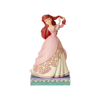 Jim Shore Disney Traditions - Ariel Princess Passion Curious Collector Figurine