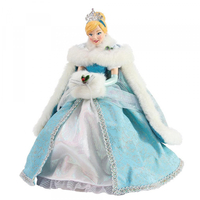 Possible Dreams by Dept 56 - Cinderella Tree Topper