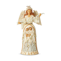 Heartwood Creek White Woodland - Nativity Angel