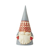 Heartwood Creek Nordic Noel - Grey Trees Hat Gnome