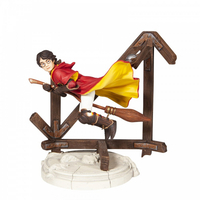 Wizarding World Of Harry Potter - Harry Quidditch Year Two Figurine