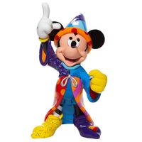 Disney Britto Sorcerer Mickey 80th Anniversary Extra Large Figurine