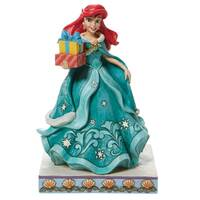 Jim Shore Disney Traditions - Ariel with Gifts - Gifts of Song