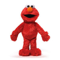 Sesame Street Soft Toy - Elmo 30cm