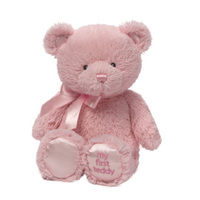 Gund Baby - My First Teddy Pink Small