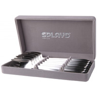 Splayd Luxury Stainless Steel Satin Set of 6