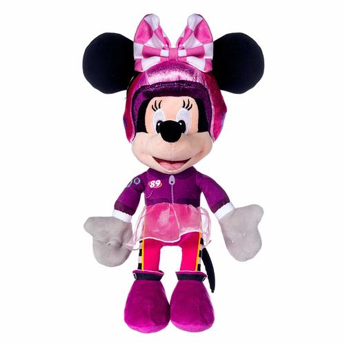 Disney Jumbo Plush - Mickey & The Roadster Races - Minnie Mouse