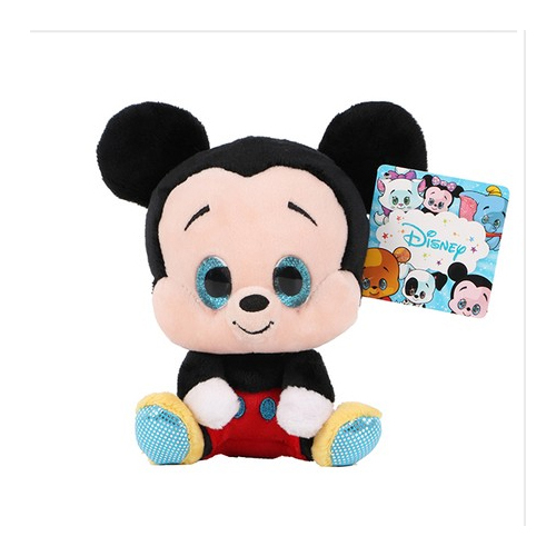 Disney Glitsies Collection Plush - Mickey Mouse