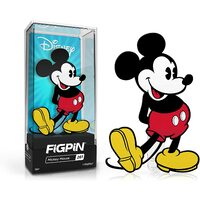 Figpin Disney Mickey And Friends - Classic Mickey #261
