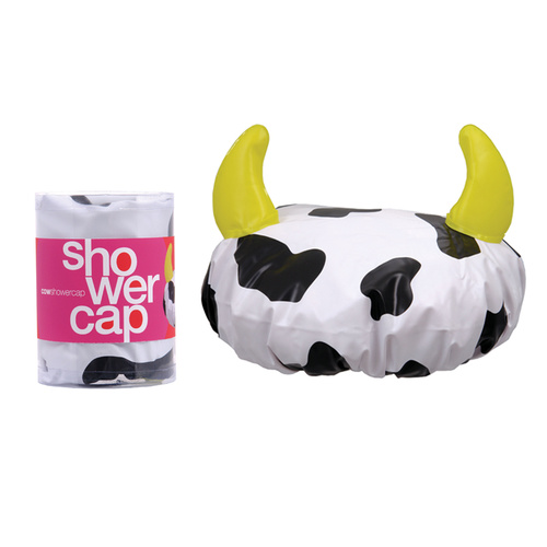 Animal Shower Caps - Cow