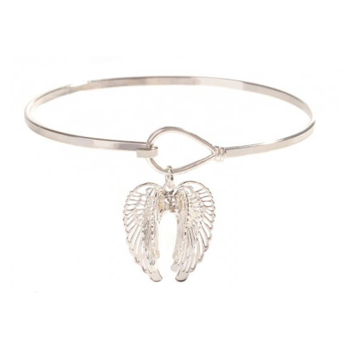 Equilibrium Guardian Angel Wings Bangle