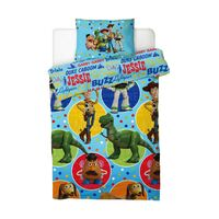 Disney Toy Story 4 Quilt Cover Set - Single