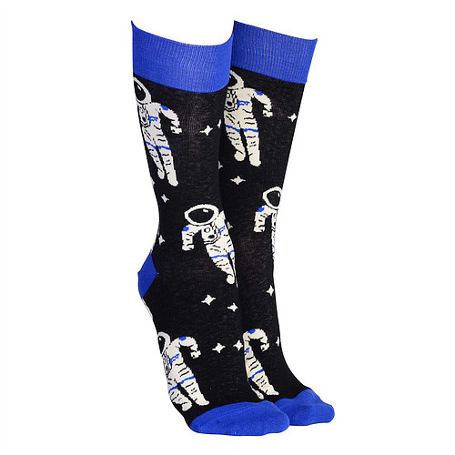 Sock Society - Astronaut Blue