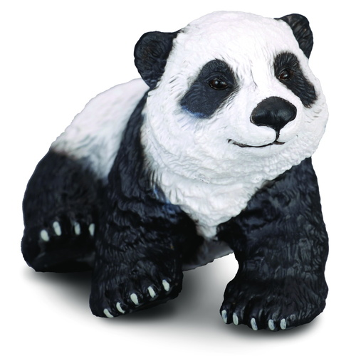 CollectA Wild Life - Giant Panda Cub Sitting