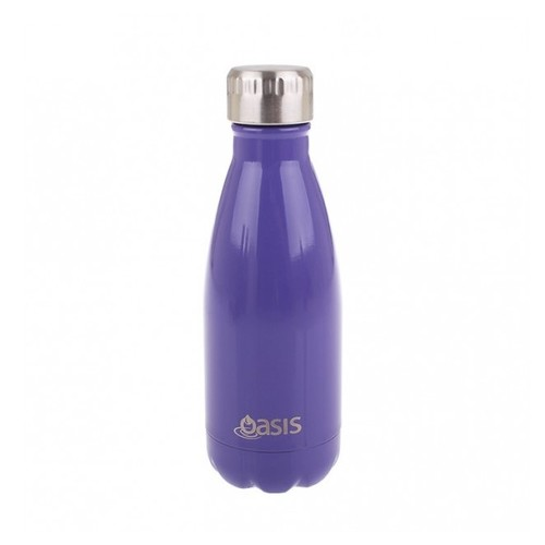 Oasis Insulated Drink Bottle - 350ml Ultra Violet