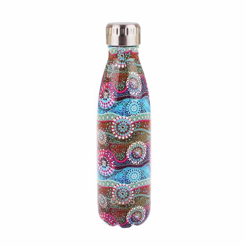 Oasis Insulated Drink Bottle - 500ml Dreamtime