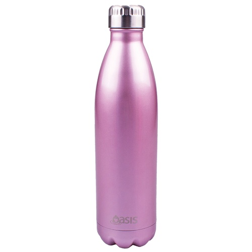 Oasis Insulated Drink Bottle - 750ml Blush